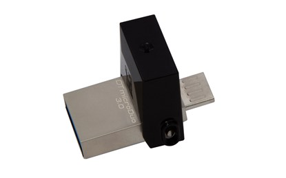 Immagine di Kingston Data Traveler microDuo 16 GB - Usb 3.0
