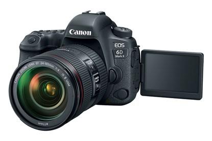 Immagine di Canon Eos 6D Mark II + EF 24-105 mm f/3,5-5,6 IS STM - Canon Pass - Promozione Sconto in Cassa