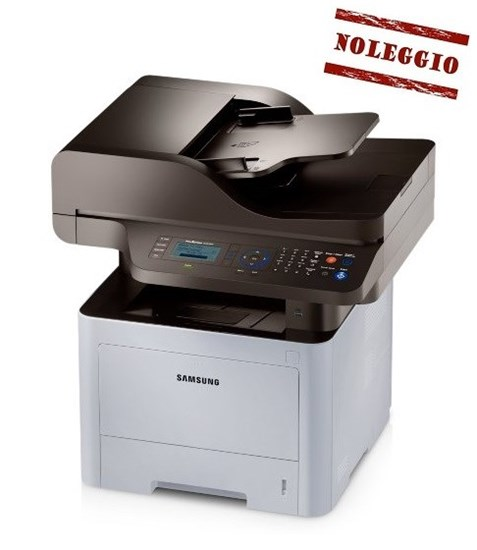 Immagine di Samsung SL-M4070FR - Noleggio Stampante Multifunzione 40 ppm