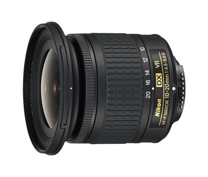 Immagine di Nikkor AF-P DX 10-20mm f/4.5-5.6G VR