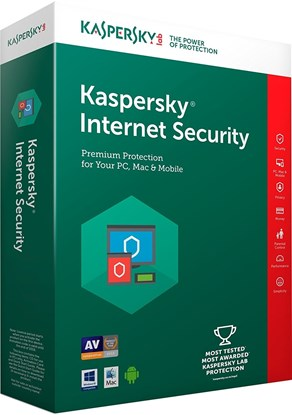 Immagine di Kaspersky Internet Security 2018 1 Utente 1 Anno - KL194IT5AFS