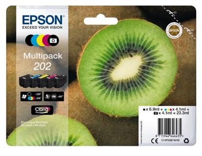 Immagine di Epson C13T02E74010 - Multipack 202 Kiwi