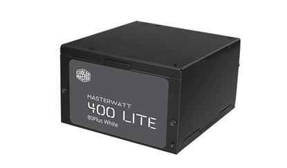 Immagine di Cooler Master Masterwatt Lite 400W - MPX-4001-ACABW-ES