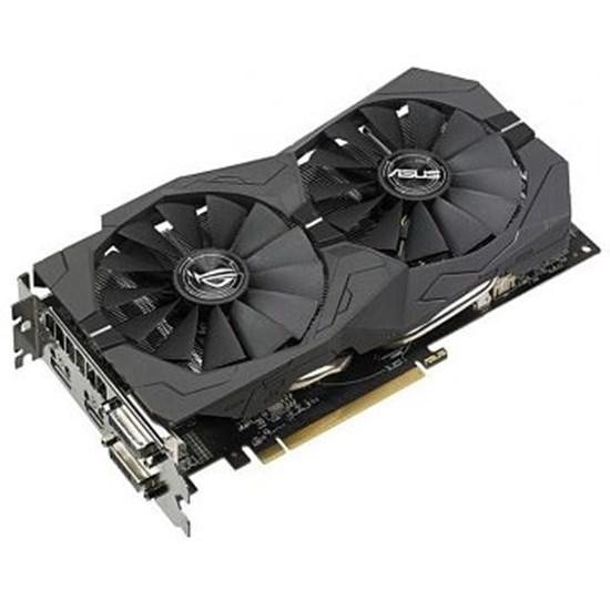 Immagine di Asus Radeon Strix RX570 4G Gaming