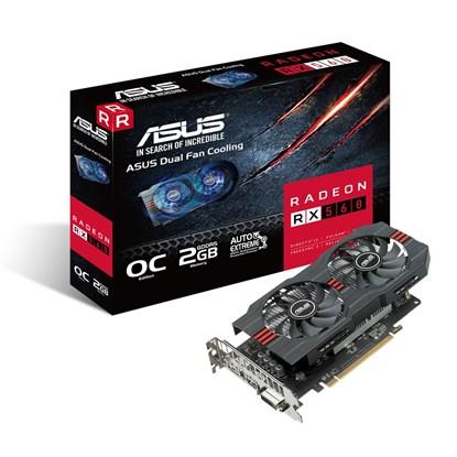 Immagine di Asus Radeon RX560-O2G
