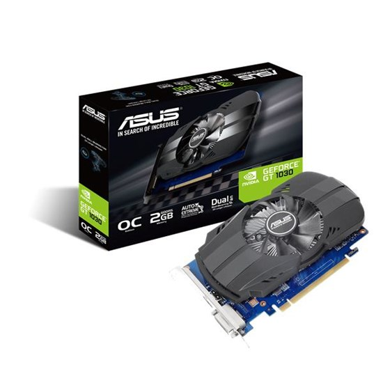 Immagine di Asus GeForce GT1030 2GB Phoenix