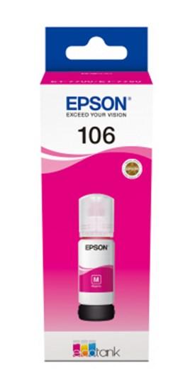 Immagine di Epson C13T00R430 - Flacone inchiostro magenta 70 ml Ecotank ET-7700 ET-7750