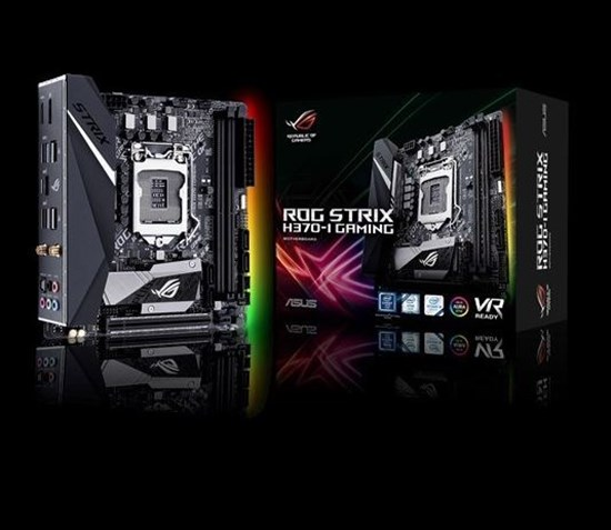 Immagine di Asus ROG Strix H370-I Gaming