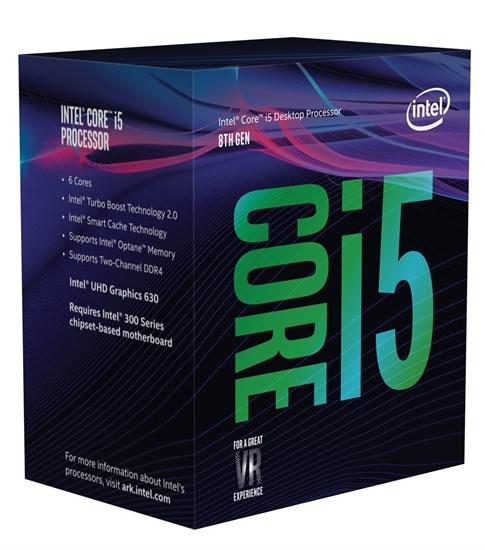 Immagine di Intel Core i5-8600 Coffee Lake