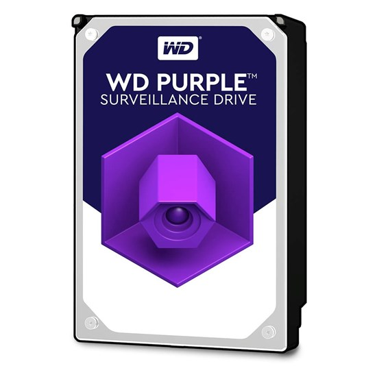 Immagine di Western Digital Purple WD20PURZ - 2TB