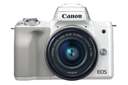 Immagine di Canon Eos M50 + EF-M 15-45 IS STM Silver
