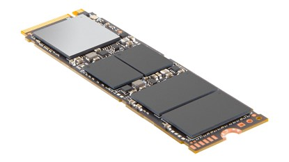 Immagine di Intel SSD 760P - 500GB