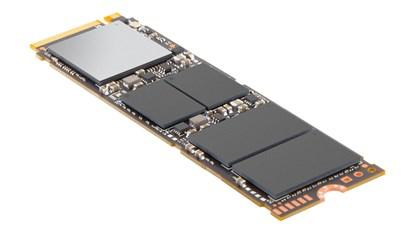 Immagine di Intel SSD 760P - 500GB