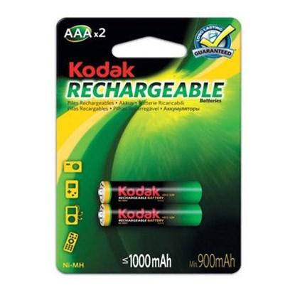 Immagine di Kodak KS5205 ricaricabile ministilo AAA NiMH 1000 mAh - 2 pezzi