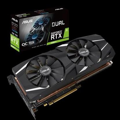 Immagine di Asus GeForce RTX2080TI Dual O11G