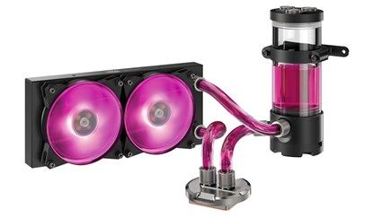 Immagine di Cooler Master MasterLiquid Maker 240