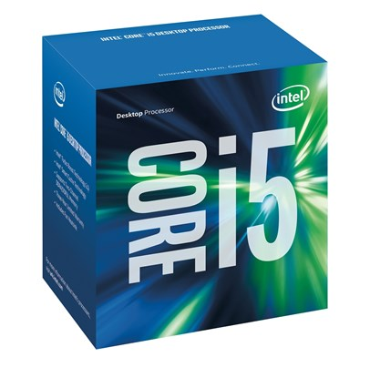 "Immagine di Intel Core i5-7600 Kabi Lake ""Prodotto vendibile solo all'interno di un pc completo"""