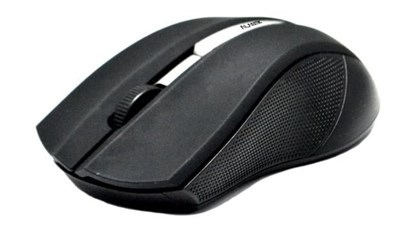 Immagine di Alantik M0RF4N - Mouse 6 tasti Wireless Nero