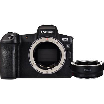 Immagine di Canon EOS R + Mount adapter EF-EOS