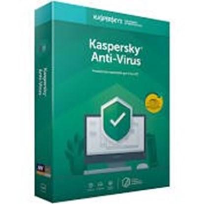 Immagine di Kaspersky Antivirus 1 Utente 1 Anno