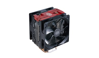 Immagine di Cooler Master Hyper 212 Led Turbo Red Cover - RR-212TR-16PR-R1