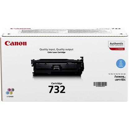 Immagine di Canon 732 Toner Ciano