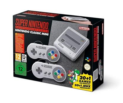 Immagine di Nintendo Classic Mini - Super Nintendo Entertainment System