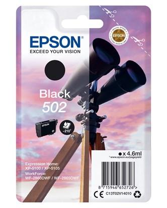 Immagine di Epson C13T02V14020 - Caruccia 502 Binocolo nero