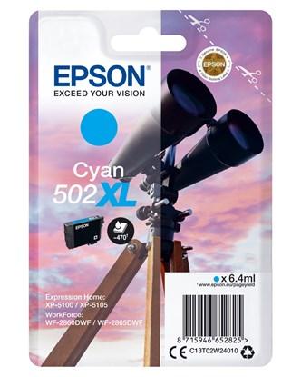 Immagine di Epson C13T02W24010 - Caruccia 502XL Binocolo ciano