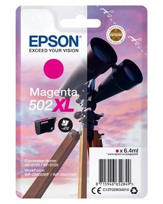 Immagine di Epson C13T02W34010 - Caruccia 502XL Binocolo magenta