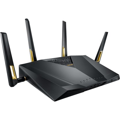 Immagine di Asus RT-AX88U - Router WiFi 802.11ax Dual Band AX6000