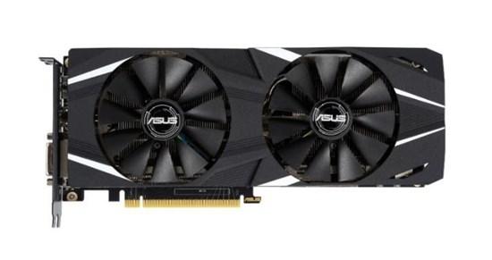 Immagine di Asus Geforce RTX2060 6GB DUAL O6G
