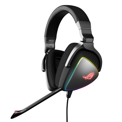 Immagine di Asus ROG Delta - Cuffie gaming RGB