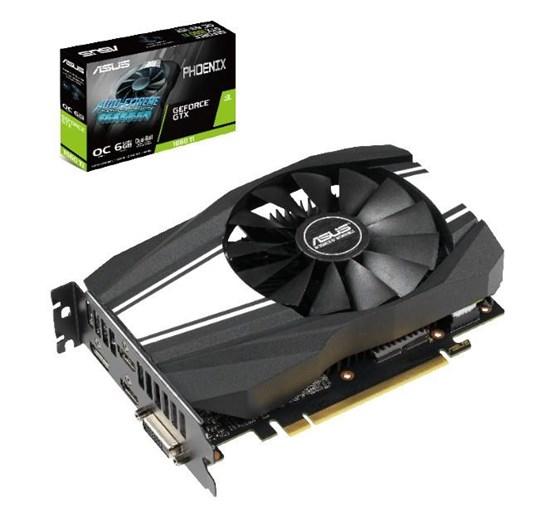 Immagine di Asus GeForce GTX1660TI 6GB Phoenix O6G