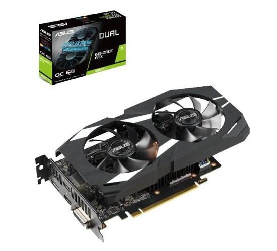 Immagine di Asus GeForce GTX1660TI 6GB DUAL 6G
