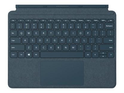 Immagine di Microsoft Surface Go Signature Type Cover Blu Cobalto - KCT-00030