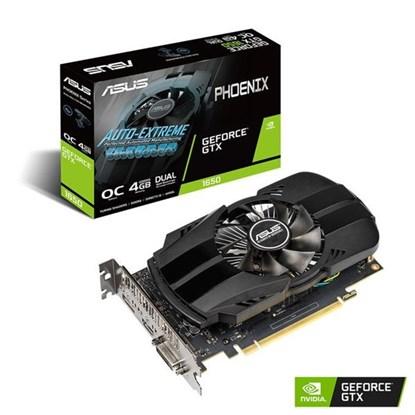 Immagine di Asus GeForce GTX1650 4GB Phoenix O4G