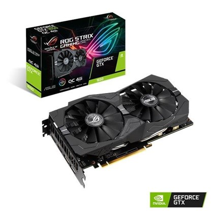 Immagine di Asus GeForce GTX1650 4GB STRIX O4G