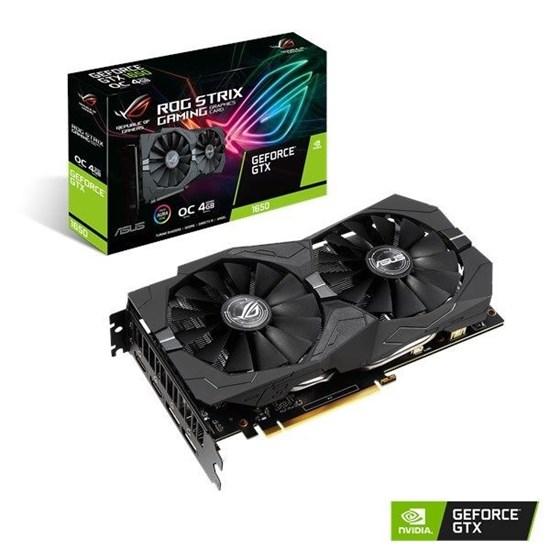 Immagine di Asus GeForce GTX1650 4GB STRIX O4G