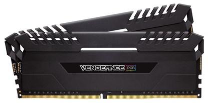 Immagine di Corsair Vengeance RGB CMR16GX4M2C3000C15 - DDR4 16GB (2x 8GB)