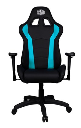 Immagine di Cooler Master CMI-GCR1-B - Gaming Chair Caliber R1 Blue/Black