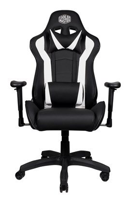 Immagine di Cooler Master CMI-GCR1-W - Gaming Chair Caliber R1 Black/White