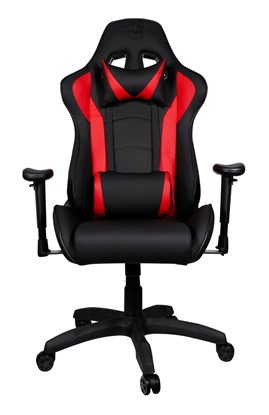 Immagine di Cooler Master CMI-GCR1-R - Gaming Chair Caliber R1 Black/red