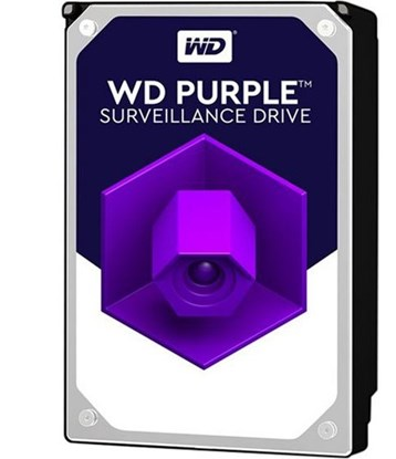 Immagine di Western Digital Purple WD60PURZ - 6TB