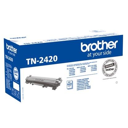 Immagine di Brother TN-2420 - Toner nero 2600 pagine