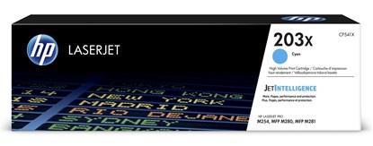 Immagine di HP - CF541X ciano Alta capacita' - 203X