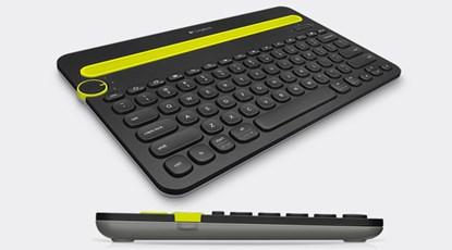 Immagine di Logitech K480 Bluetooth Multi-Device Keyboard