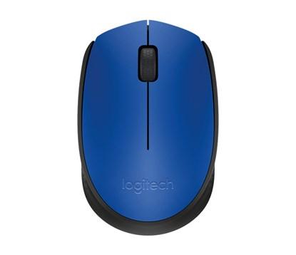 Immagine di Logitech M171 Cordless Mouse Blue
