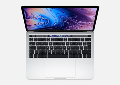 "Immagine di Apple Macbook Pro 13"" Touch Bar Silver MV9A2T/A"