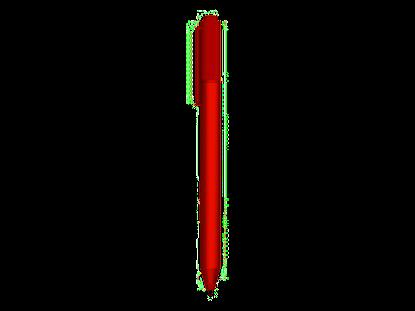 Immagine di Microsoft EYV-00046 - Surface Pen Red